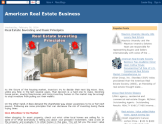 americanrealestatebusiness.blogspot.in screenshot