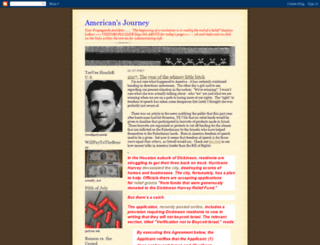 americansjourney.blogspot.com screenshot