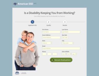 americanssd.com screenshot