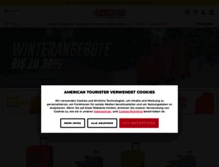 americantourister.de screenshot