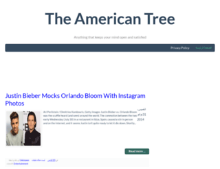 americantree.blogspot.com screenshot