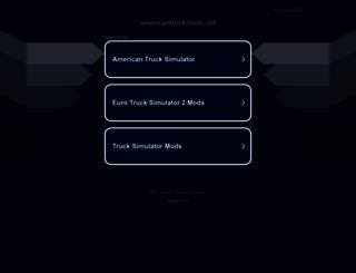americantruckmods.net screenshot