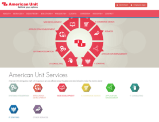 americanunit.com screenshot