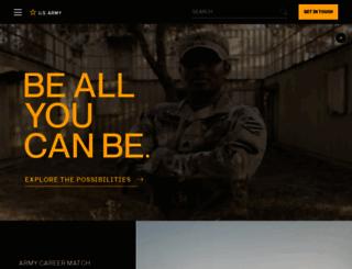 americasarmy.com screenshot