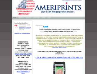ameriprints.com screenshot