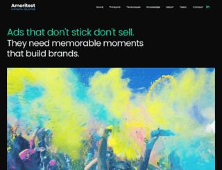 ameritest.net screenshot