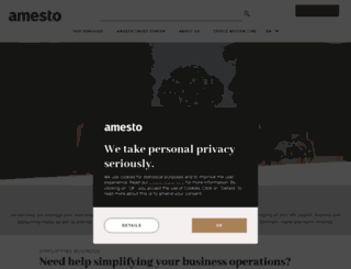 amesto.com screenshot