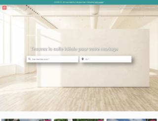 amf-bowling-montparnasse.abcsalles.com screenshot