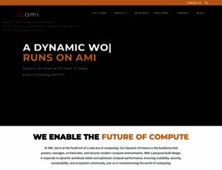 ami.com screenshot