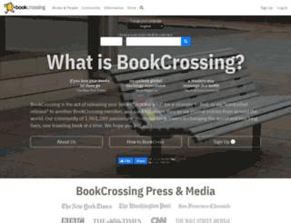 amigo-invisible.bookcrossing.com screenshot