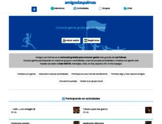 amigoslaspalmas.com screenshot