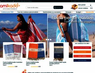 amikado.com screenshot