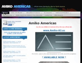 amikoalienusa.com screenshot