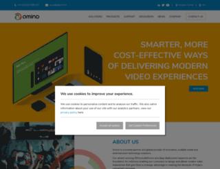 aminocom.com screenshot