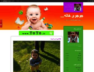 amir91.ninipage.com screenshot