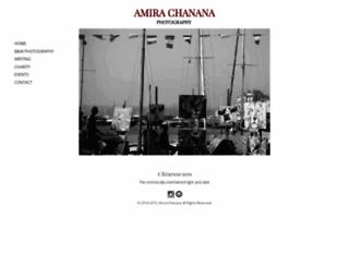amirachanana.com screenshot