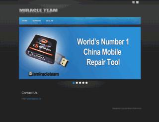 amiraclebox.com screenshot
