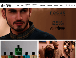 amiradnan.com screenshot