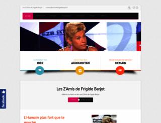 amisdefrigidebarjot.fr screenshot