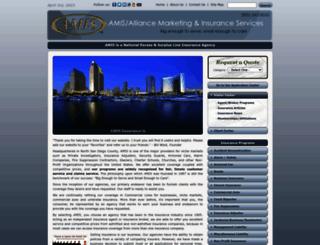 amisinsurance.com screenshot