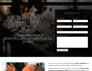amistraiteur.fr screenshot