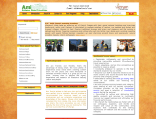 amitourist.com screenshot