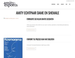 amity-esports.eu screenshot