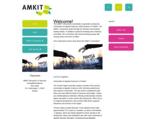 amkit.fi screenshot