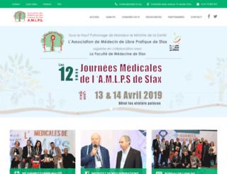amlps-tn.org screenshot