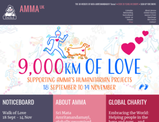 amma.org.uk screenshot