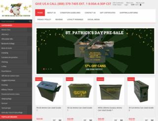 ammocanman.com screenshot
