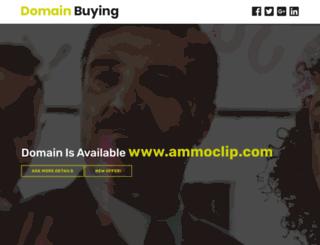 ammoclip.com screenshot