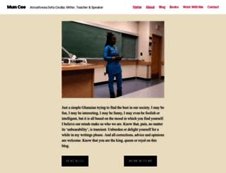amoafowaa.com screenshot