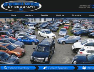 amobinc.com screenshot