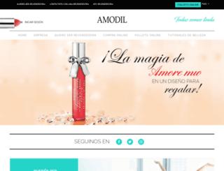 amodil.com.ar screenshot