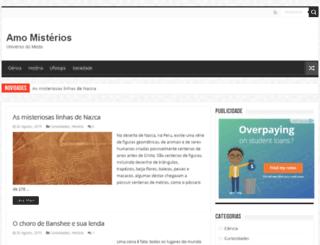 amomisterios.com screenshot