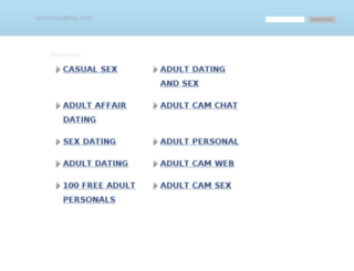 amoorydating.com screenshot