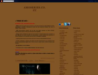 amoseries-amoseries.blogspot.com.br screenshot