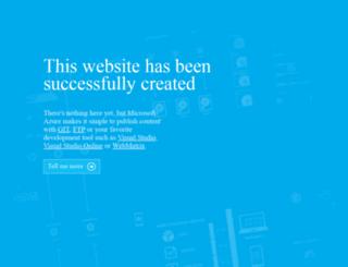 amp.azure.net screenshot