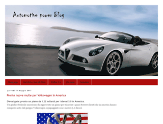 ampautomotive.blogspot.it screenshot