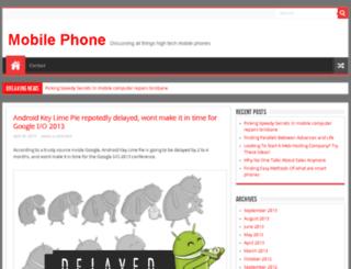amphone.org screenshot