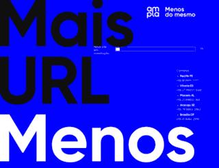 ampla.com.br screenshot