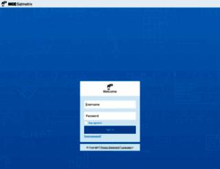 amplifon.satmetrix.com screenshot