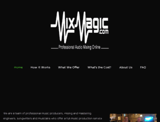ampmastering.com screenshot