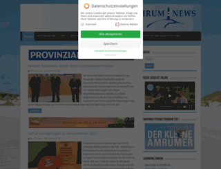 amrum-news.de screenshot
