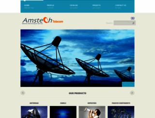 ams-tech.com screenshot