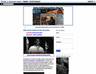 amsoldera.blogspot.com.br screenshot