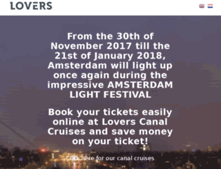 amsterdam-light-festival-tickets.lovers.nl screenshot