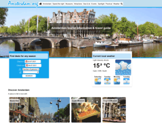 amsterdam.biz screenshot