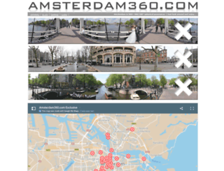 amsterdam360.com screenshot
